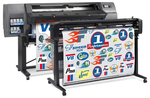 HP Latex 315 Print and Cut