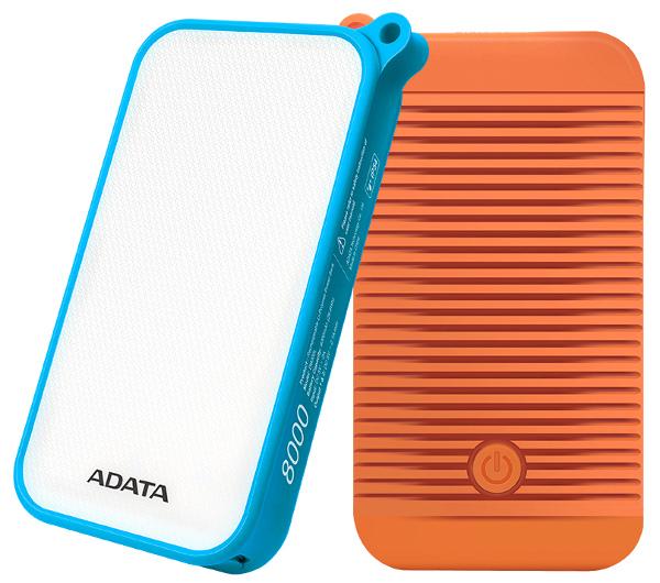внешний аккумулятор Adata D8000L