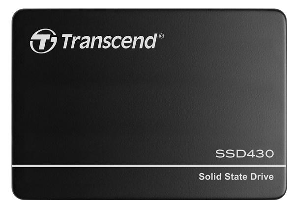 твердотельные накопители Transcend SSD430