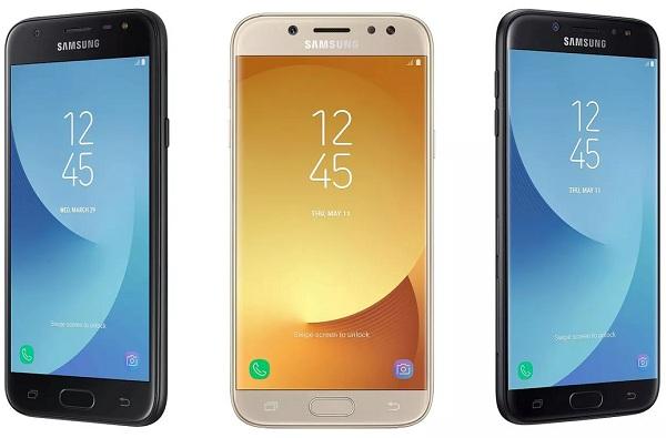 Samsung обновила серию бюджетных J-смартфонов