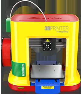 Принтер da Vinci miniMaker