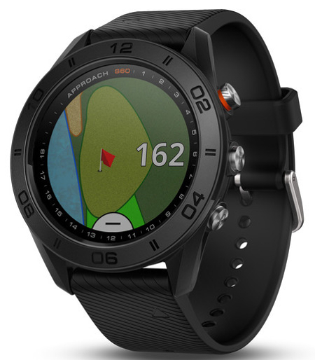Approach S60 GPS