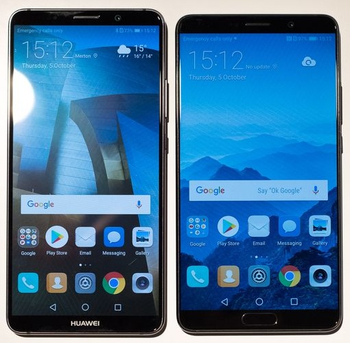 Huawei, Mate 10, Mate 10 Pro