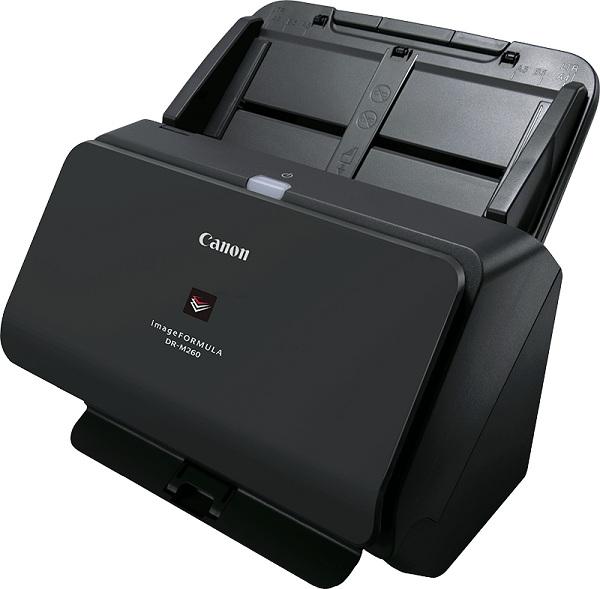 цветной двухсторонний документ-сканер imageFormula DR-M260
